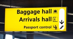 Baggage Hall 738