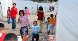 Refugee Camp 492