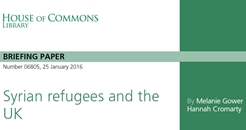Syrian Refugees and the UK 246